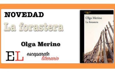La forastera (Olga Merino)