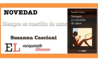 Siempre es cuestión de amor (Susanna Casciani)