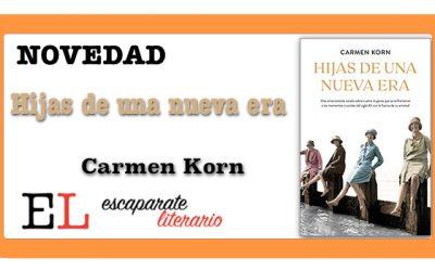 Hijas de una nueva era (Carmen Korn)