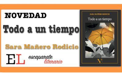 Todo a un tiempo (Sara Mañero Rodicio)