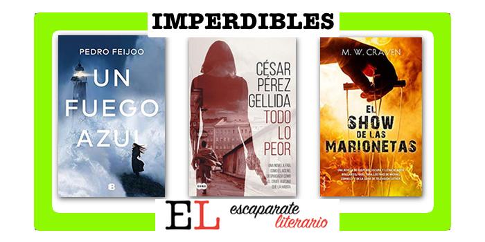 Recomendaciones para #YoMeQuedoEnCasaLeyendo: novela negra y criminal