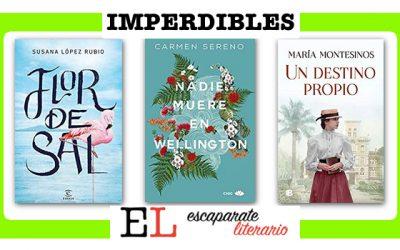 Recomendaciones para #YoMeQuedoEnCasaLeyendo: narrativa y ficción