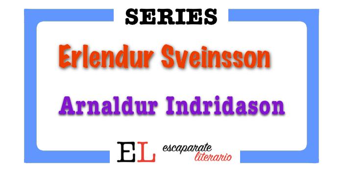 Serie Erlendur Sveinsson (Arnaldur Indridason)