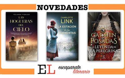 Novedades editoriales cuarto trimestre de 2020: novela histórica