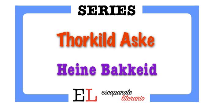 Serie Thorkild Aske (Heine Bakkeid)