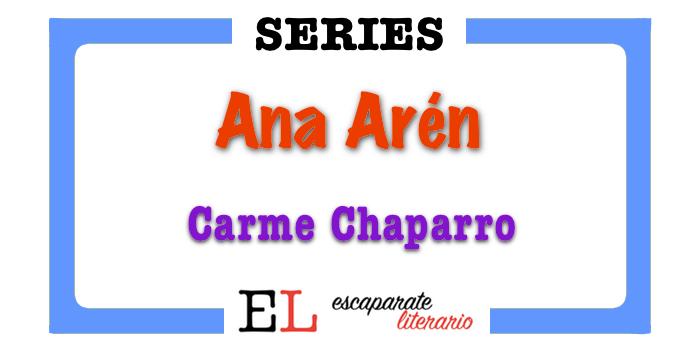 Serie Ana Arén (Carme Chaparro)