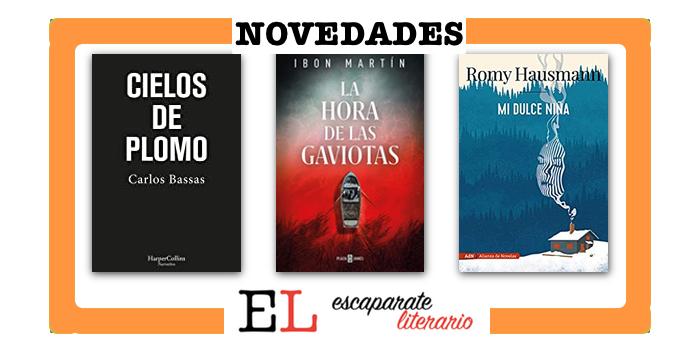 Novedades editoriales invierno de 2021: los libros que vienen y me apetece leer I